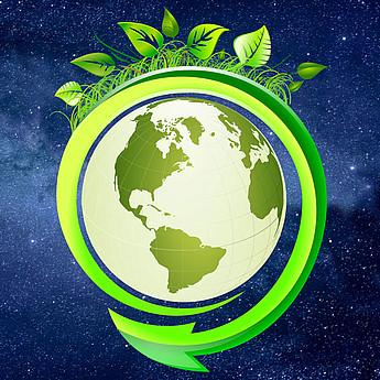 """Workshop """"Ganzheitlich Grün - Was ich tun kann für Klima und Ressourcen?"""" @ ESG Darmstadt"""